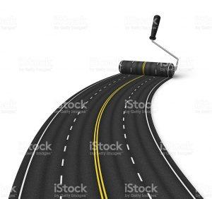 Cesta náter