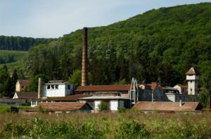 Chemolak starý výrobný podnik