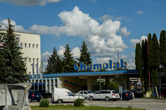 Chemolak výroba podnik