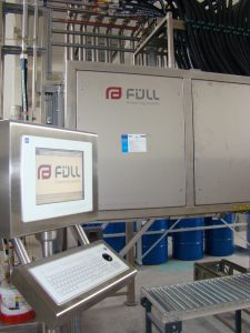Full dispensing systems