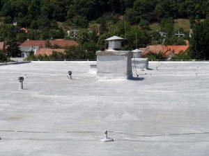 hydroizolačné nátery striech
