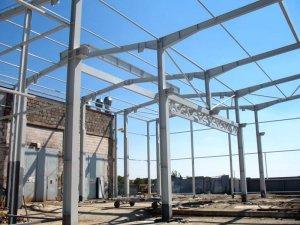 nátery stavebných kovových konštrukcií