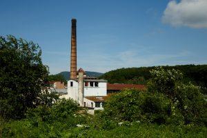 Stará fabrika Chemolak