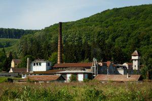 Stará fabrika Chemolaku