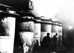 stará fabrika Orešany