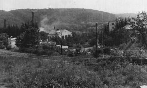 stará fabrika Horné Orešany