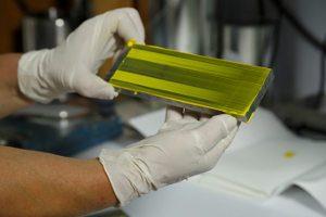 Chemolak zelena farba
