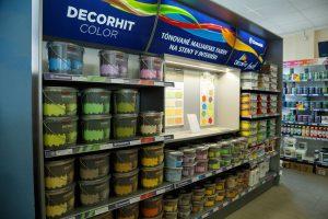 Chemolak predajna farieb