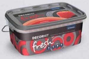Chemolak produkt Decorhit fresh