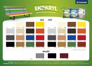 vzorkovnik farieb ekokryl
