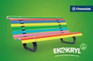 Chemolak produkt Ekokryl