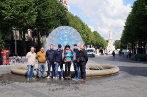 Chemolak Francuzsko fontana