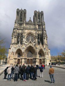 Chemolak Francuzsko katedrala