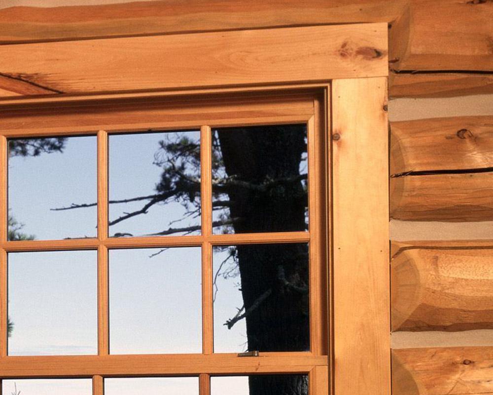 výrobky z dreva drevené okná