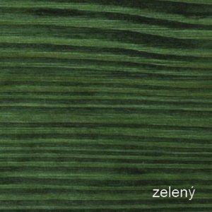 drevo zelená