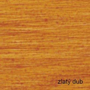 drevo zlatý dub