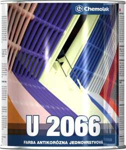 Chemolak produkt farba u 2066