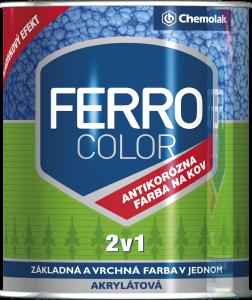 Ferro color kladivkovy