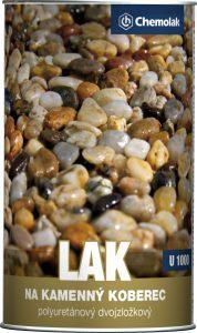 Chemolak produkt Lak na kamenny koberec