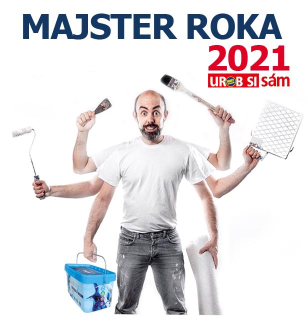 Majster roka 2021